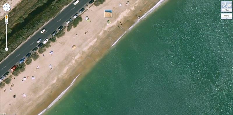 Google Earth spots!!! Sate310