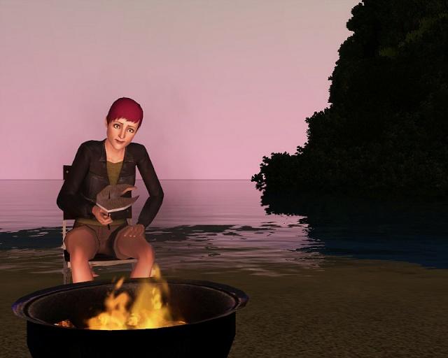 [Challenge sims 3] L'île Perdue 710