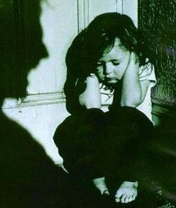Los Ninos y La Violencia Domestica Violen12