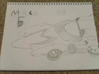 Chris' Sketchbook Mach-510