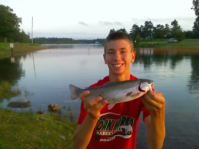 Pasha Lake-Canadian Wilderness Fishing 07180810