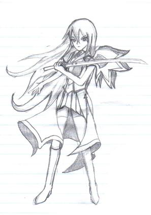 Phoenix's Sketches~ Untitl14