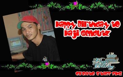 Happy Birthday Haji Gendutz Birhtd10