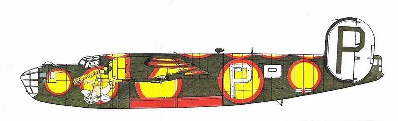 "Le Consolidated B-24 ""Liberator"" Pathfi10"