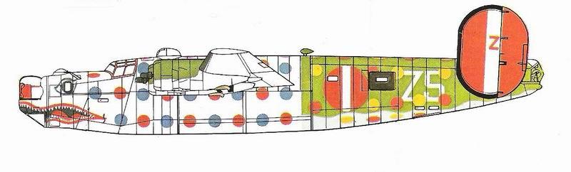 "Le Consolidated B-24 ""Liberator"" Pathfi11"