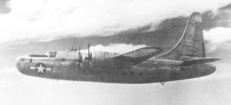 """Le Consolidated B-24 """"Liberator"""" Ry-310"""
