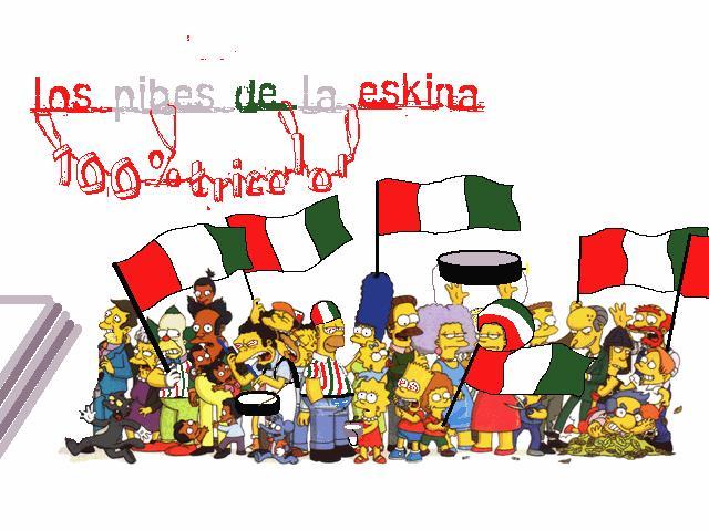 LOS PIBES DE LA ESKINA 100% cumbiero Dani10