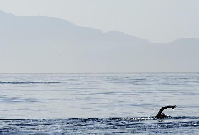 El hilo de la natación 0311