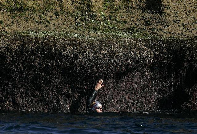 El hilo de la natación 0511