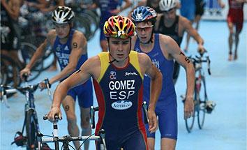 Triatlón - Gómez Noya campeón de europa y ainoha murua subcampeona Gomezn10