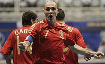 Fútbol Sala - España, pentacampeona de Europa Javi_r10
