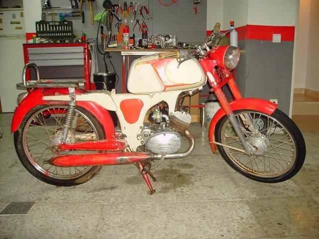 Gimson Polaris '73 Gimson10