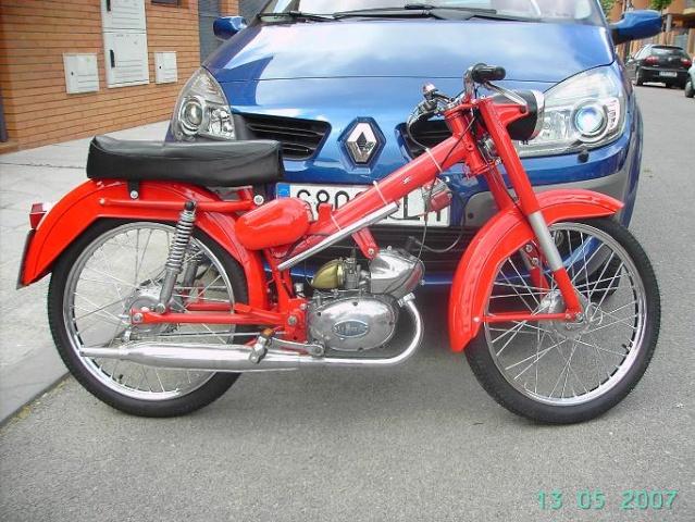 Mi Rieju P3A de 1967 Montaj11