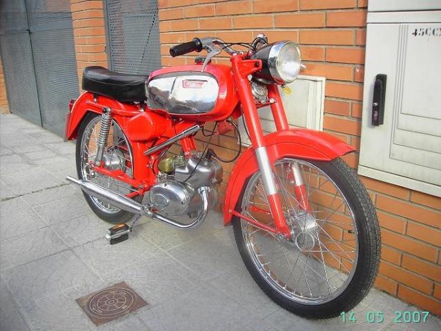 Mi Rieju P3A de 1967 Moto_m10