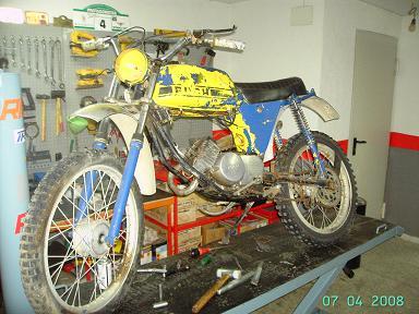 Puch MC-50 Especial * Juan Francisco Vista_12