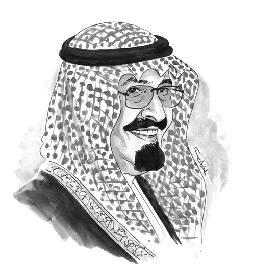 سيرة خادم الحرمين الشريفين الملك عبد الله بن عبدالعزيز  Kingab11