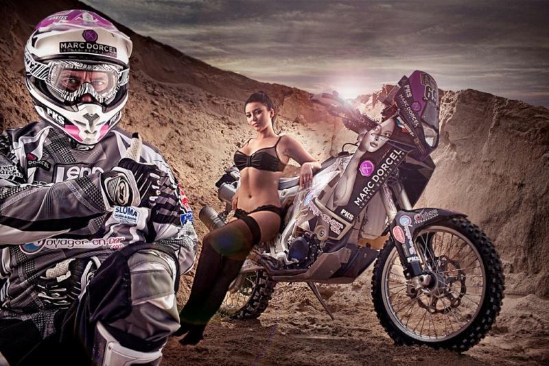 Vivement le Dakar 2012 Paris-10