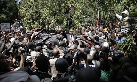 Aristide est le plus  grand président des 30 dernières années   Aristi10
