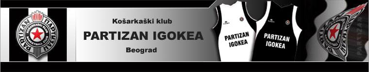 Košarkaški Klub Partizan Beograd / Forum