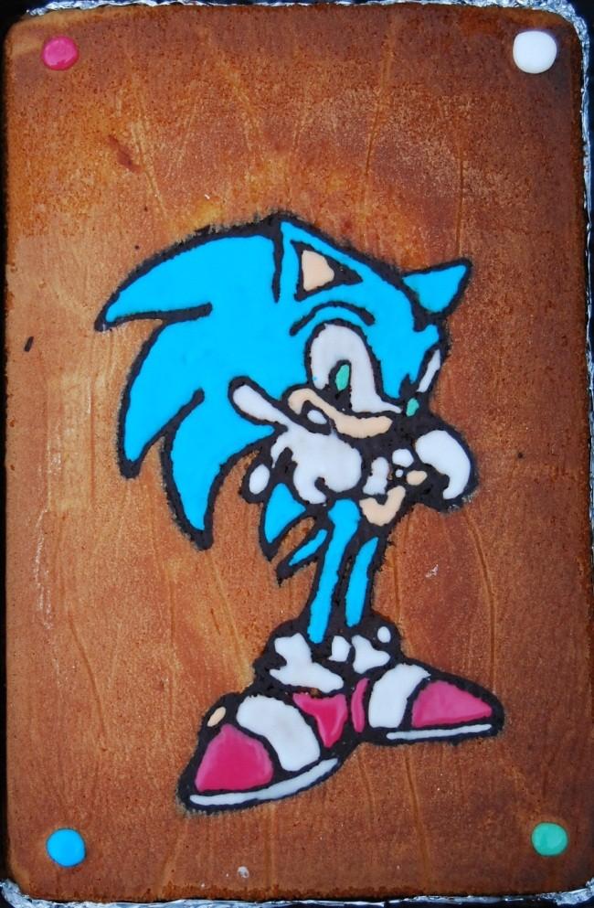 Sonic et ses accolytes Sonic11