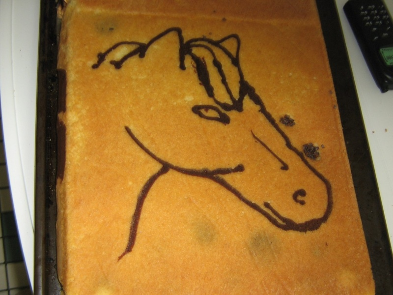 cheval, zèbre et licorne Tete_c10
