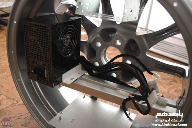 لتصميم جهاز كمبيوتر ( case ) من ديسكو سيارة 11692i11