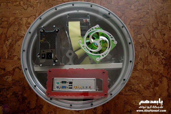 لتصميم جهاز كمبيوتر ( case ) من ديسكو سيارة 11695r10