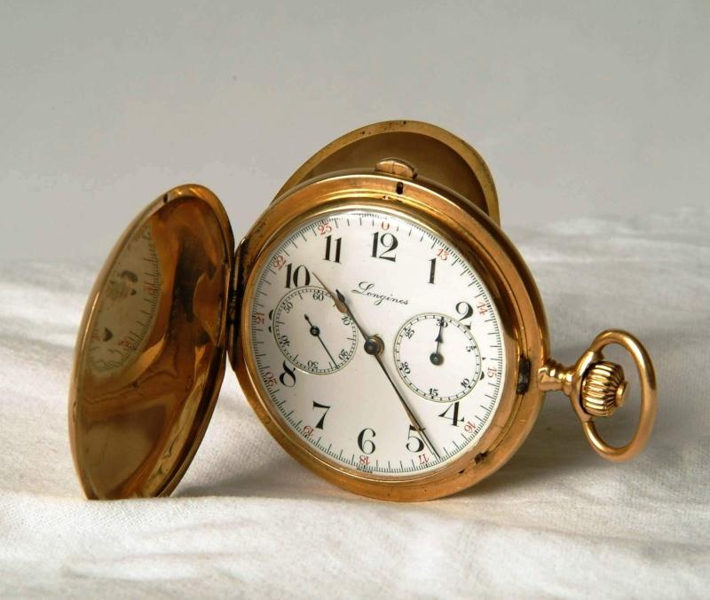 Les plus belles montres de gousset des membres du forum - Page 3 Chrono24