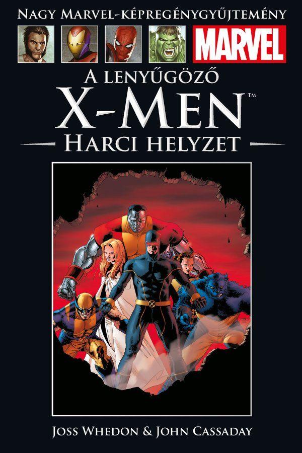 Topics tagged under 13 on X-Men Reneszánsz Nmk10