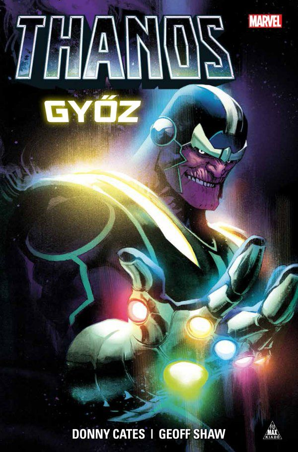 Képregények 2.0 - Page 14 Thanos11
