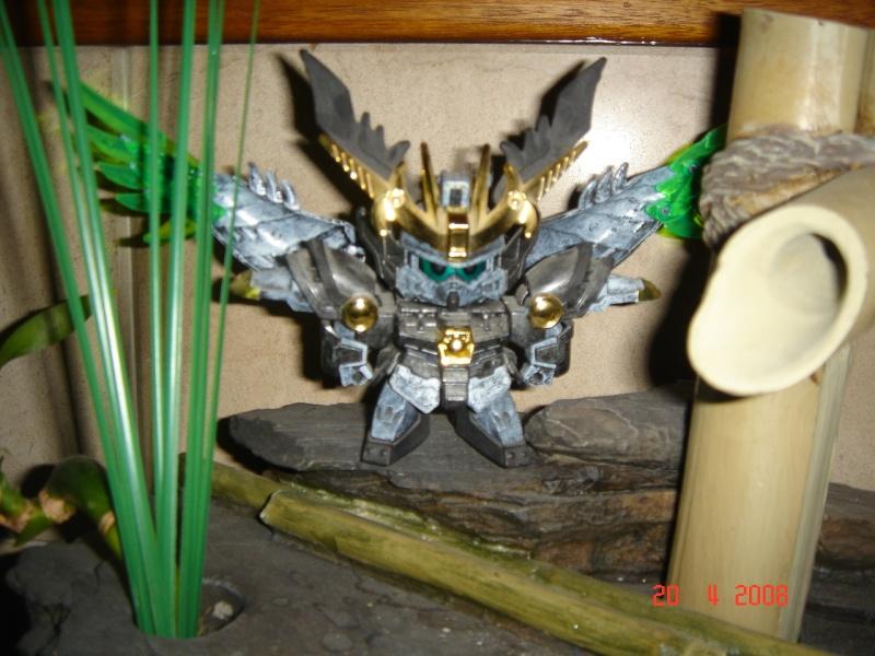 Macross et Gundam SD Dsc04912
