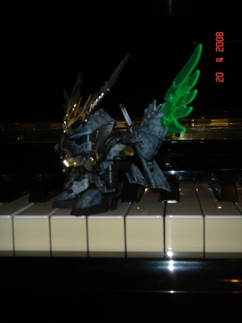 Macross et Gundam SD Dsc04913