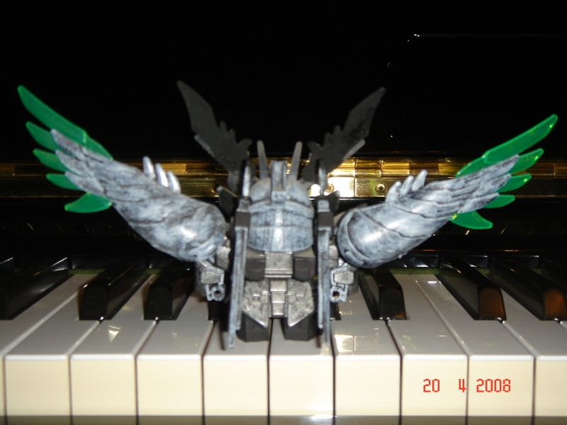 Macross et Gundam SD Dsc04914