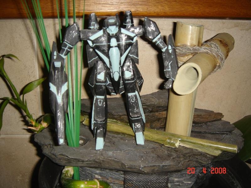 Macross et Gundam SD Dsc04915
