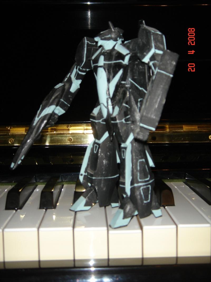Macross et Gundam SD Dsc04916