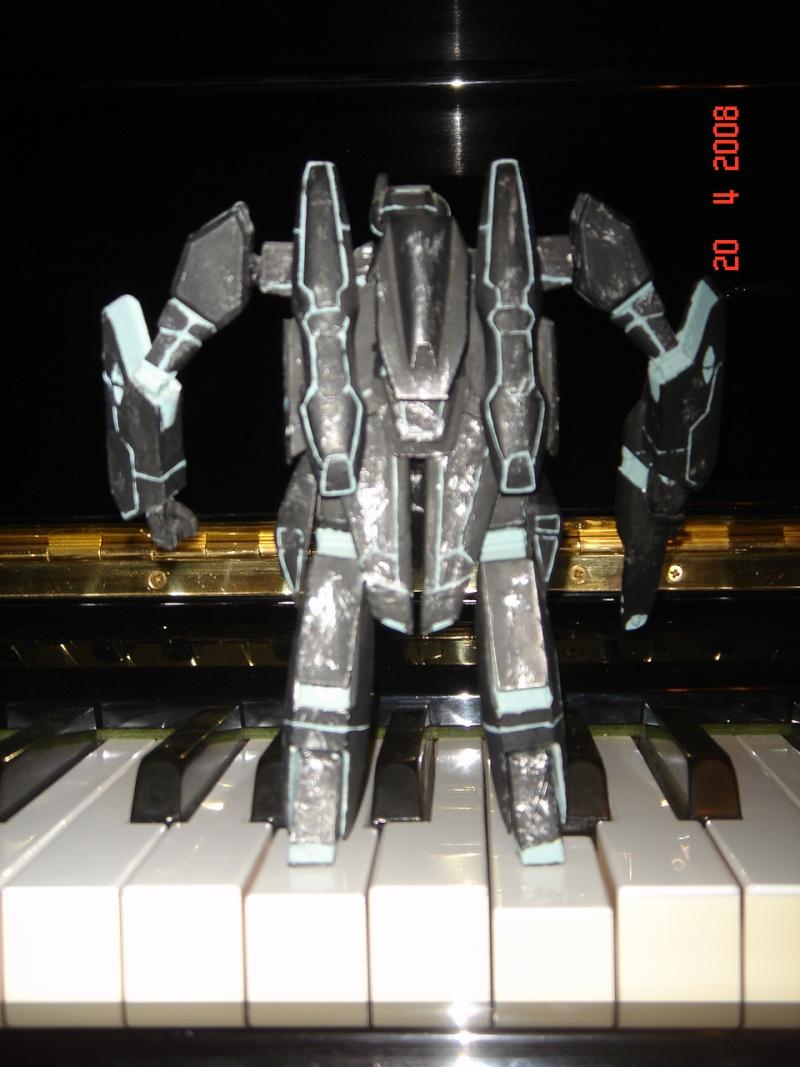 Macross et Gundam SD Dsc04918