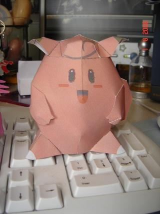 Papercraft addict Dsc05322