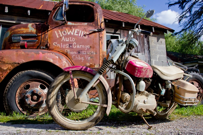 Les vieilles Harley....(ante 84)..... - Page 6 6810