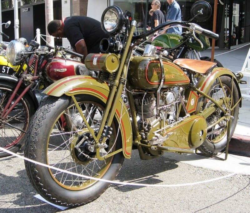 Les vieilles Harley....(ante 84)..... - Page 5 Hd192510