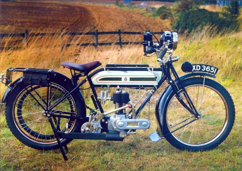 Jouets, jeux anciens et miniatures sur le monde Biker - Page 2 Triump10