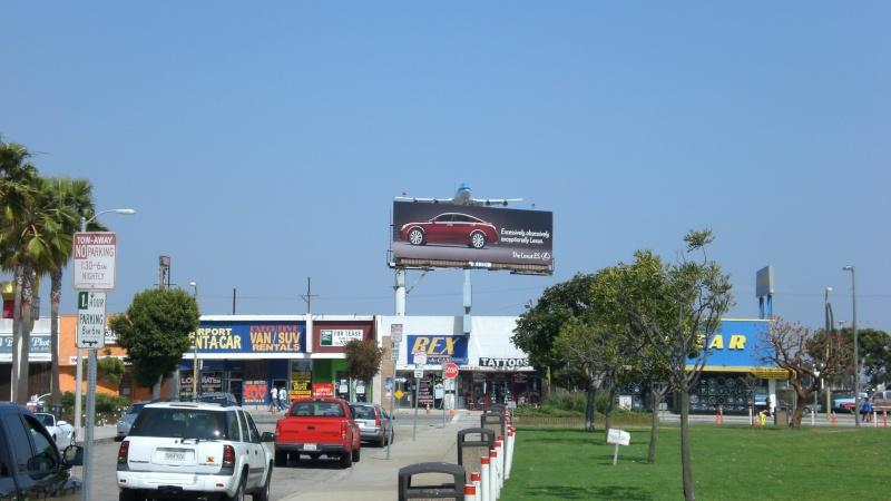 Los Angeles - International (LAX / KLAX) Cimg0918