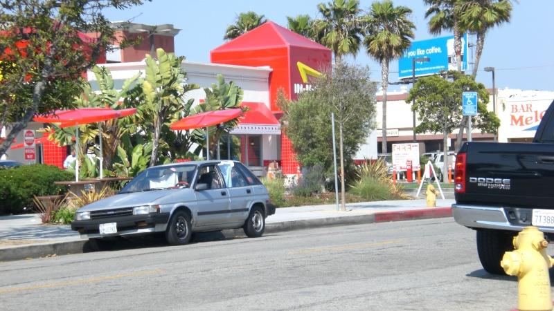 Los Angeles - International (LAX / KLAX) Cimg0923