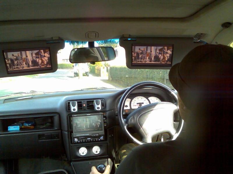 dash board monitors Image011