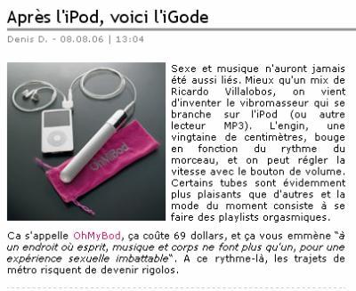 Lié plaisir et musique chez les femmes 13592010