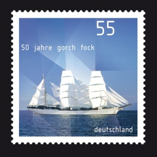 Hanse Sail Rostock, neues Sonderfeldpostamt Gfmark11