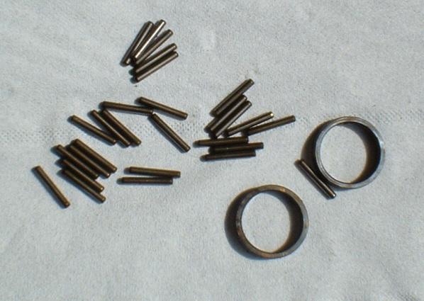 Montaggio pistoni Jawa 639 -1 Rulli10