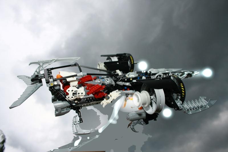 [MOC] Jetrax T6 by Peterbionicle Jetrax10