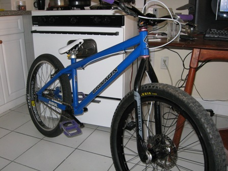 Bike history Brok112