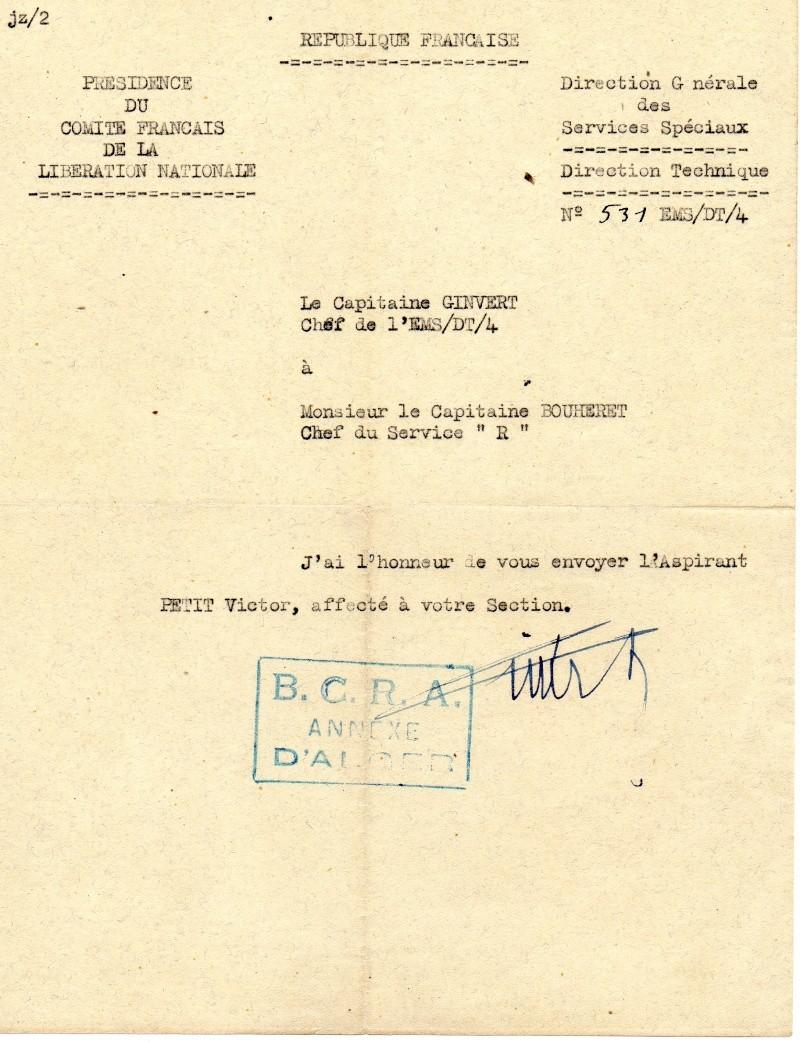 PETIT Victor - brevet n°893 à FEZ (Maroc) Représenté par son fils Denis Bcra210