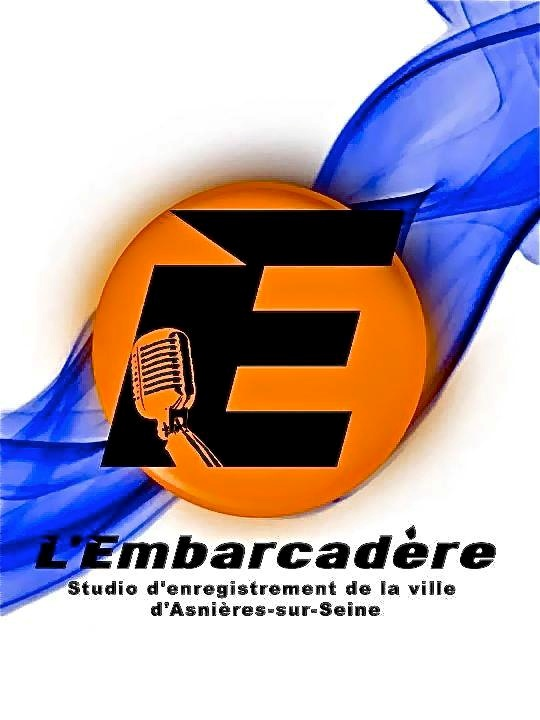 L' EMBARCADERE : Studio d'Enregistrement de la Ville d'Asnières-sur-Seine 1_logo10